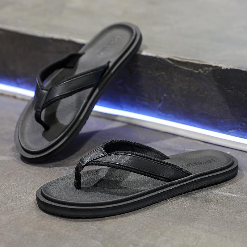 Men Tide Wear Flip Flops Non-slip Outdoor Clip Men Summer Sandals 923374