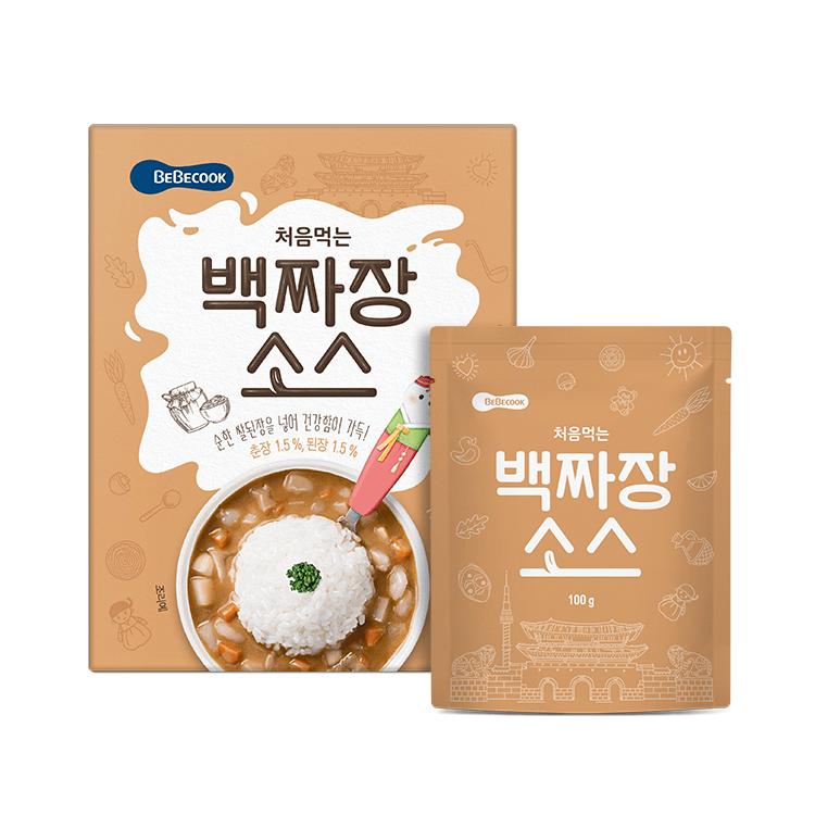 韩国宝宝厨房bebecook鲜虾味拌饭酱进口儿童辅食品200g
