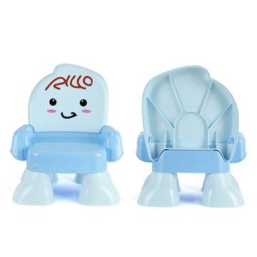 儿童椅子宝宝吃饭小凳子幼儿园家用学坐椅卡通塑料靠背椅婴儿板凳