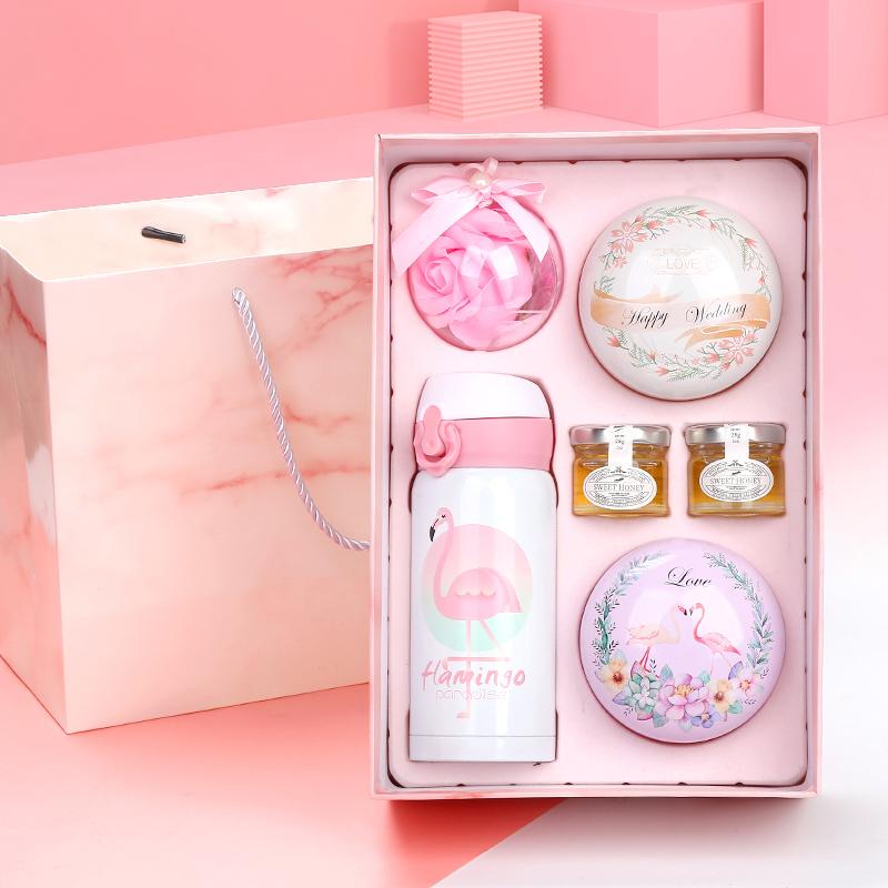 38三八妇女节实用高档礼物礼品送女友妈妈老师员工创意伴手礼礼盒