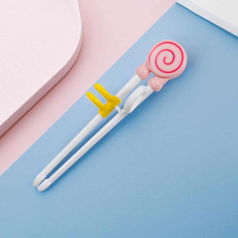 卿子影儿童筷子学习训练筷一二段宝宝辅助筷小男孩女孩卡通练习筷
