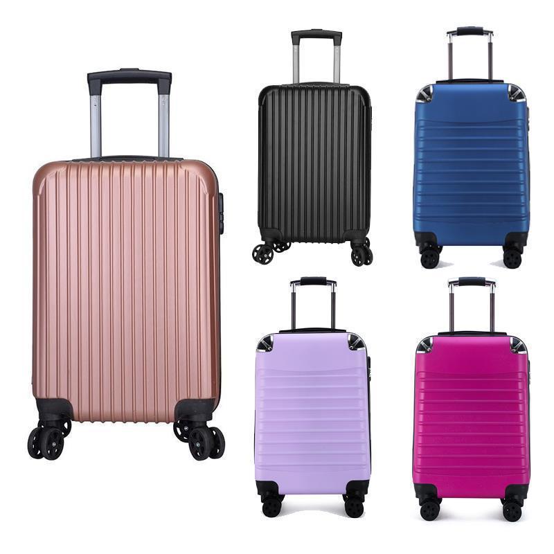 行李箱男女20寸登機日系拉桿箱鋁框旅行密碼皮箱子結實耐用加厚潮