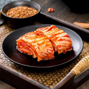 正宗韩式辣白菜开味下饭菜开胃菜
