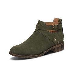 Skechers斯凯奇女鞋冬一脚蹬休闲切尔西女靴短靴单靴马丁靴44651价格比较