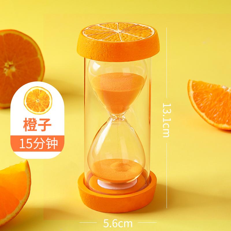 Цвет: Фруктовые Песочные часы-апельсины за 15 минут