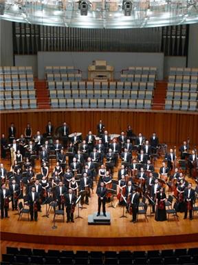 【北京】第七届中国交响乐之春:百年辉煌·时代回响 大型交响音诗《百年抒怀》中国交响乐团音乐会