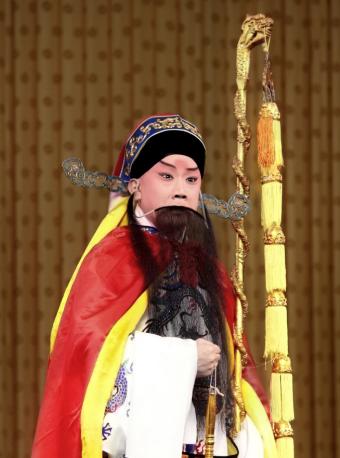 """【北京】长安大戏院9月12日 """"纪念马连良先生诞辰120周年""""—马派老生张凯个人专场演出  京剧《苏武牧羊》"""
