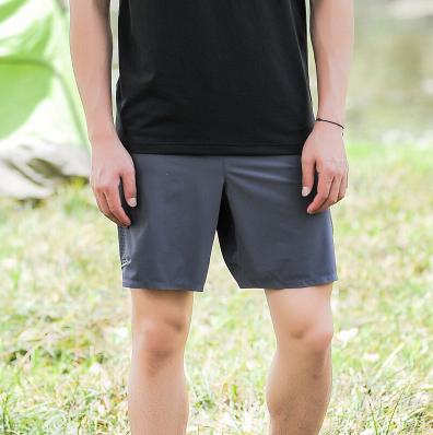 探路者短裤男女 夏季户外徒步裤弹力速干短裤KAMF81479/KAMF82482