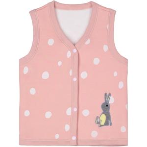 童装儿童马甲女童秋冬男孩内穿加绒加厚保暖开衫背心宝宝坎肩新款