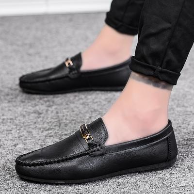 Men Leather Shoes Man Business Formal Shoes 250814