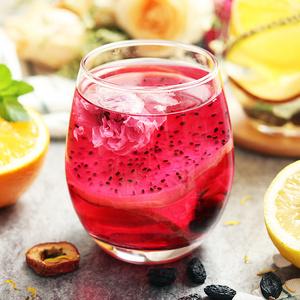 网红饮品纯水果茶果干片新鲜手工混合袋装花果茶果粒茶包花茶组合