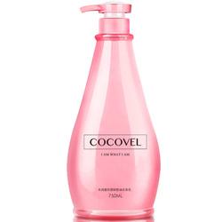 正品COCOVEL洗发水 男女士去屑控油花香洗头膏家庭装持久留香