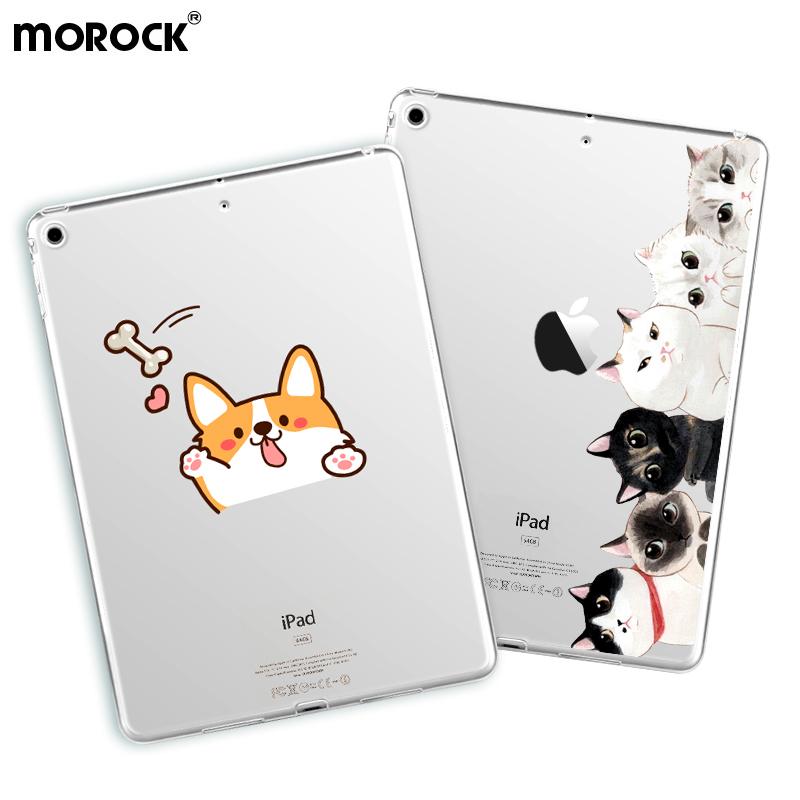 苹果ipad mini4保护套 硅胶平板电脑2迷你1简约透明3日系卡通软壳