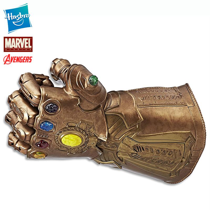 孩之寶 漫威 復仇者聯盟3 無限戰爭 滅霸無限手套 可穿戴