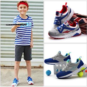 鸿星尔克童鞋男儿童运动鞋