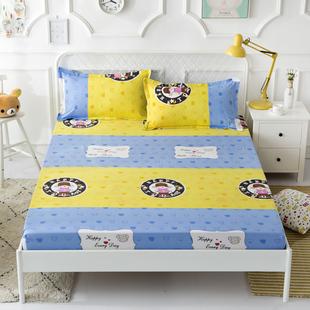 床笠床罩单件席梦思床垫保护套1.8m1.5米防尘罩双人床包