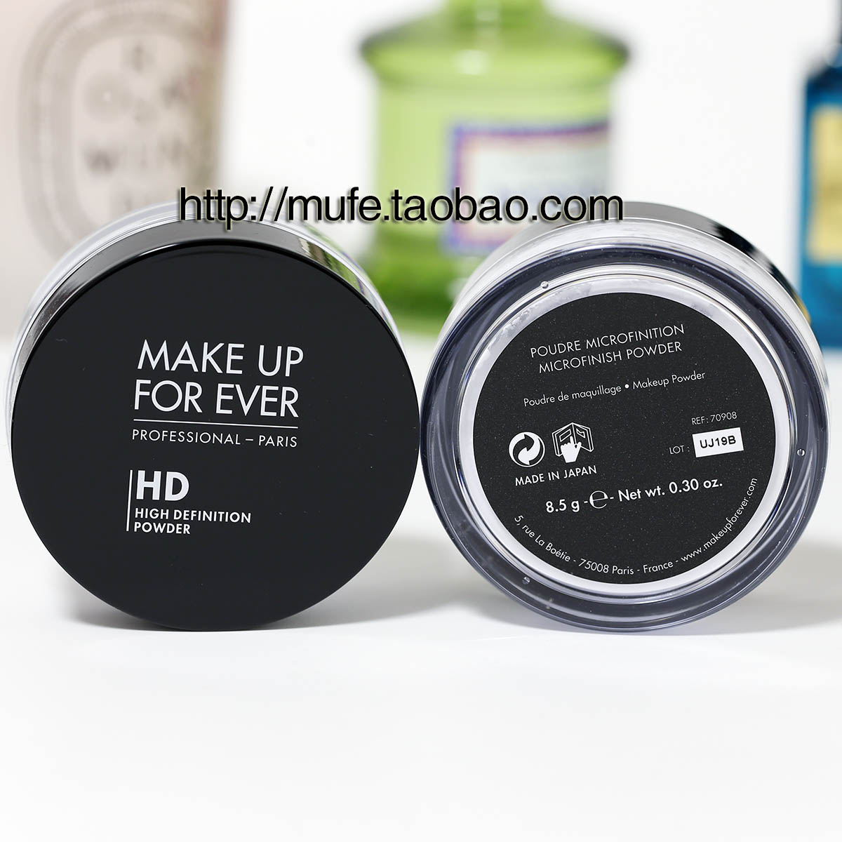 Make up for ever  Forever HD