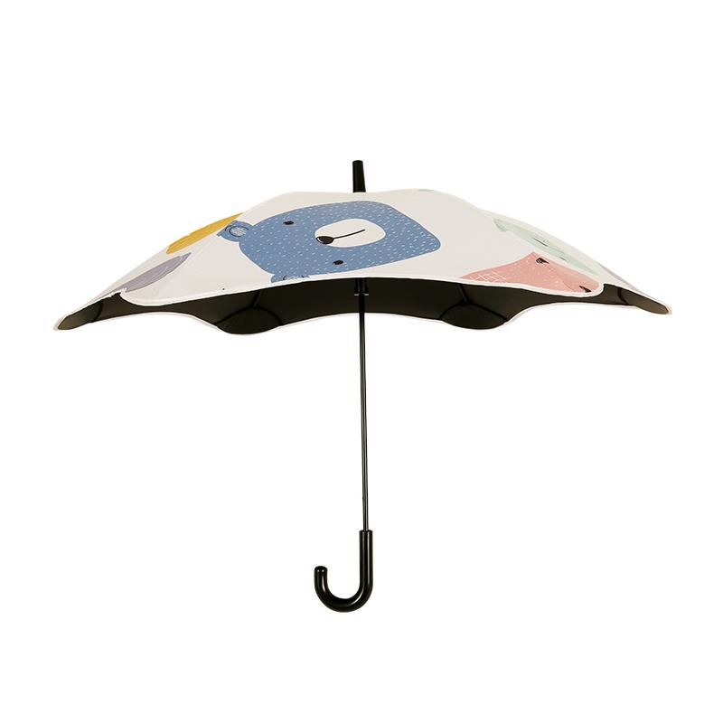 MISSRAIN儿童雨伞宝宝遮阳伞太阳伞可爱防晒小学生男女小孩儿童伞