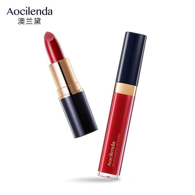 澳兰黛孕妇口红专用植物纯怀孕期可用唇釉孕妇化妆品彩妆品牌正品