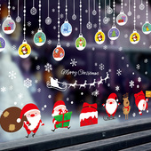 Christmas & New Year Decorative Stickers