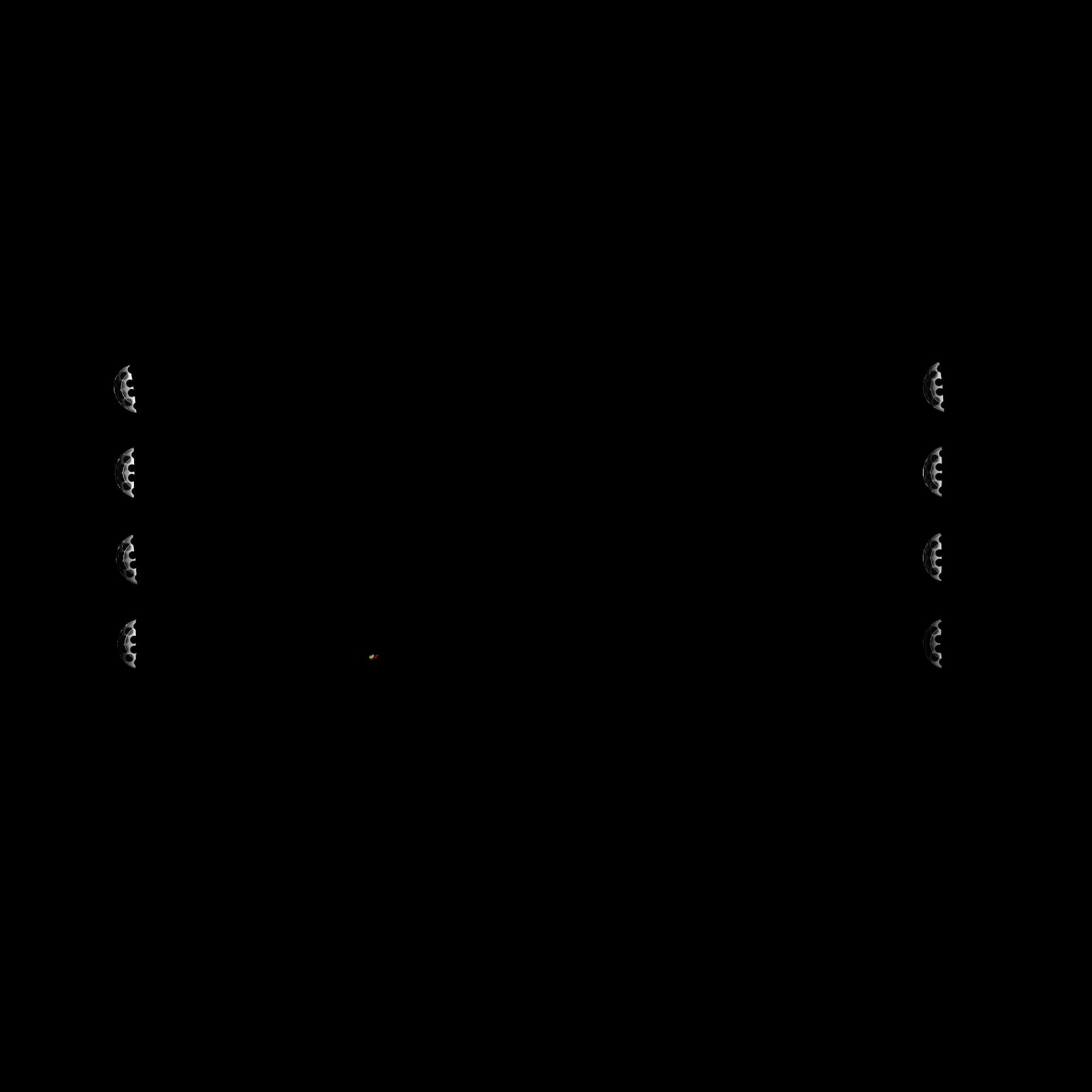 哈曼卡顿harman/kardon SoundSticks Ⅲ 水晶电脑音箱低音炮音响