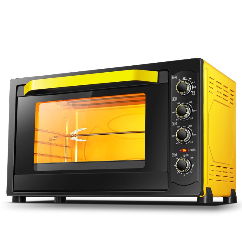 红蕃茄 HK-XZ80红番茄电烤箱80L升大容量家用商用多功能烘焙蛋糕