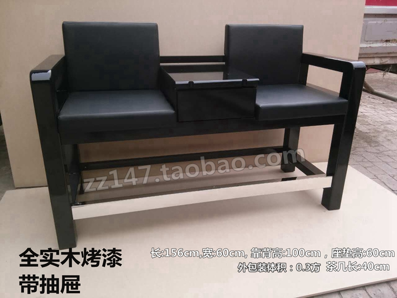 Billiards Sofa Chair Ball Room Ball Chair Billiard Hall Rest Chair Solid  Wood Sofa PU Leather Ball Chair Billiard Chair