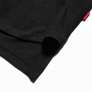 Cream SODA夏季新品简约字母印花纯棉短袖T恤男 圆领 设计潮牌
