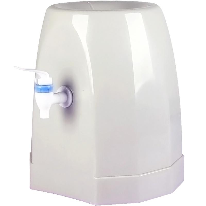 简易饮水机台式家用宿舍小型迷你取水器大水桶支架子抽水泵压水器