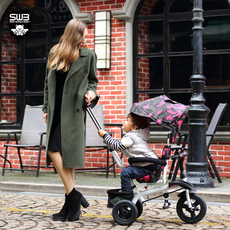 Three-wheel stroller SWB