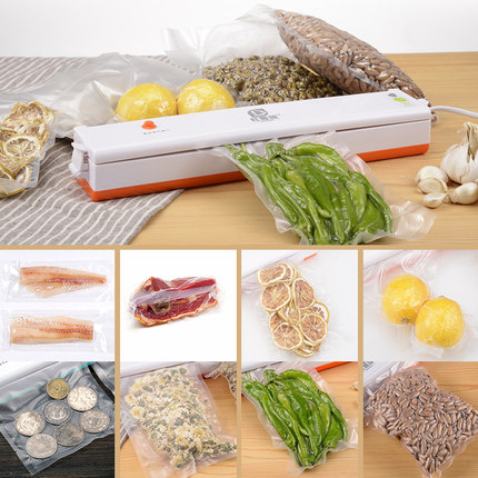 Food Vacuum Machine sealing household compression food preservation automatic laminating machine