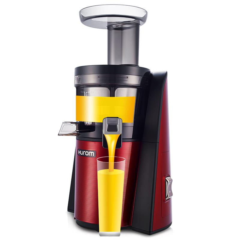 三代旗舰款HUROM-惠人原汁机HU21WN韩国原装进口家用慢速榨果汁机