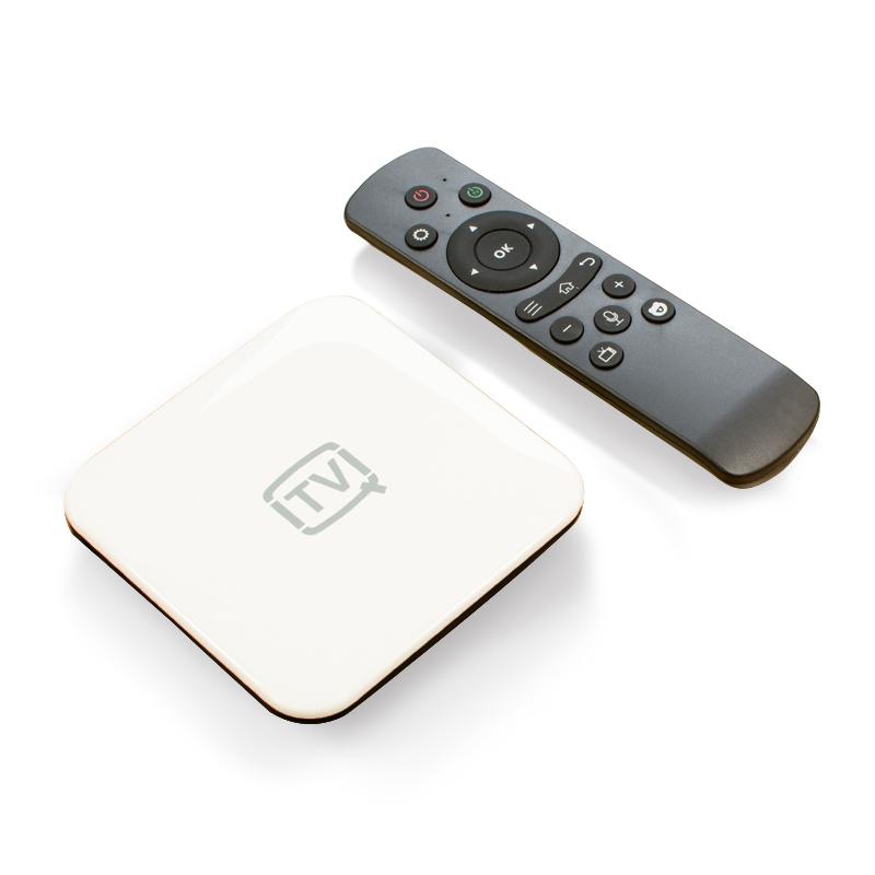 爱奇艺蓝旭 LD02 网络电视机顶盒子安卓 WIFI家用无线电视盒子