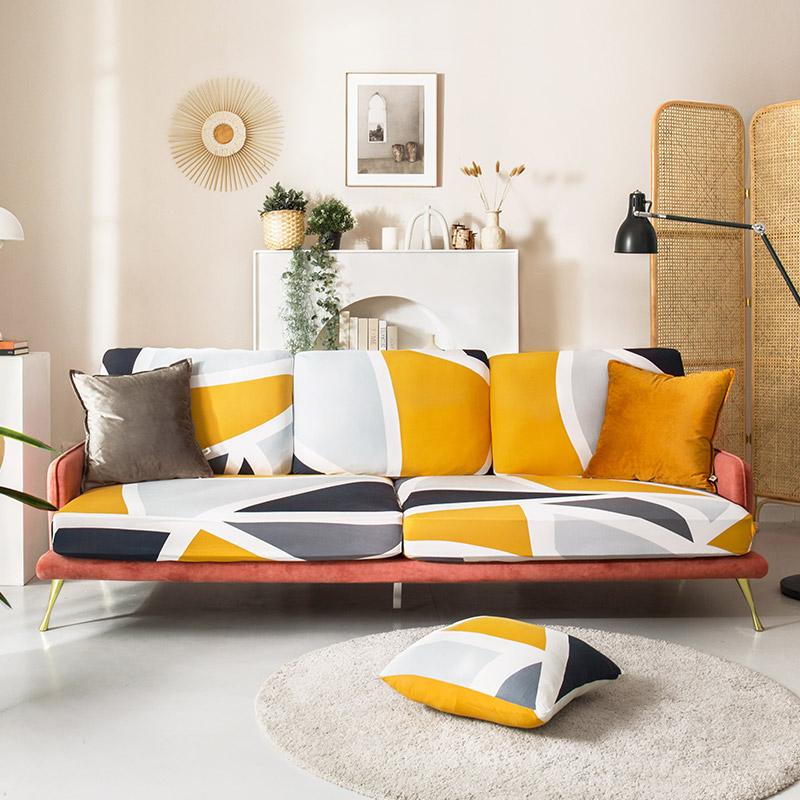 沙发套罩北欧简约多功能可拆洗四季通用型懒人弹力防尘防滑耐磨罩