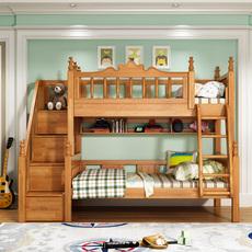 Двухъярусная детская кровать Tong You 1.35