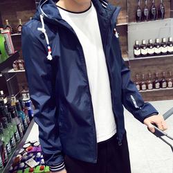 今日特价网新款薄款夹克男士秋天外套男青年夹克