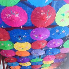Декоративный зонтик Road Dance Umbrella