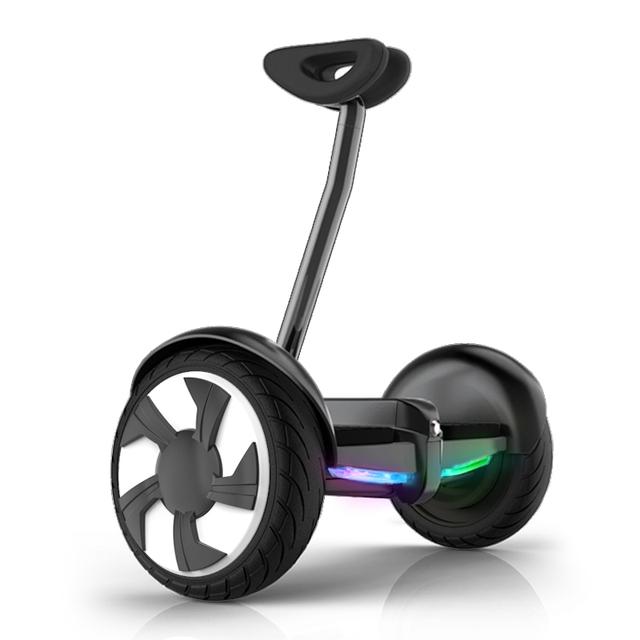 领奥迷你型电动自平衡车双轮成人智能体感思维车代步车儿童两轮