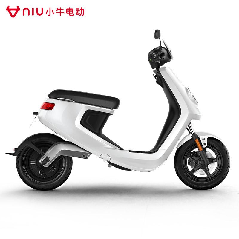 预售】小牛电动M动力标准版锂电池电瓶车自行车设计红星奖电动车