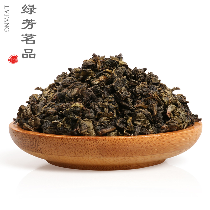绿芳茶叶特级乌龙茶铁观音秋茶炭焙浓香型500g礼盒装送礼佳品
