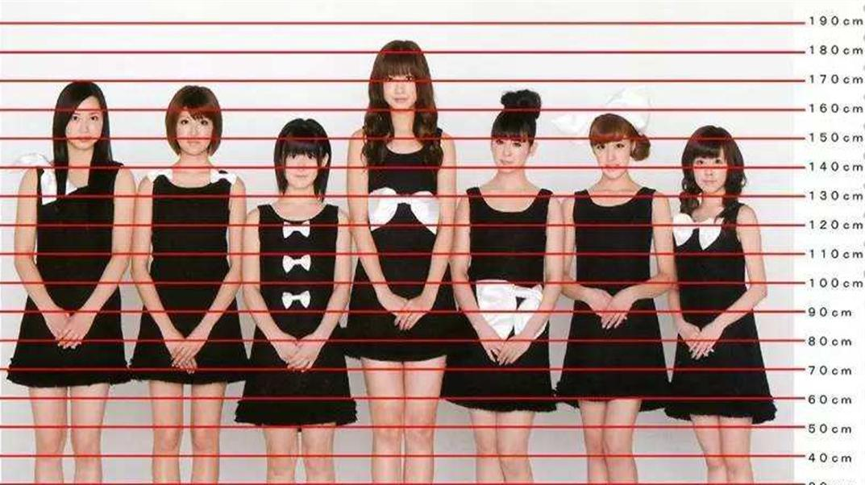 男生眼里理想女友身高标准,结果出乎意料