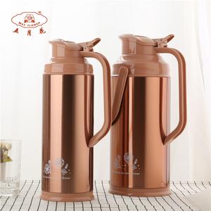 五月花不锈钢3.2L宿舍热水瓶家用大容量开水瓶暖壶学生用保温壶2L