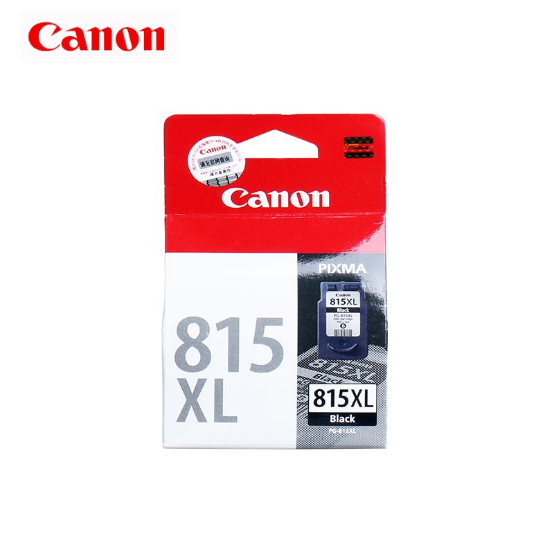 原装canon佳能815墨盒IP2780 MP236 MP259 MP498 MX348MX368 MX358 MX418 428 2788 PG816 MP288打印机墨盒
