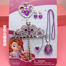 Necklace Little Princess children's jewelry wholesale