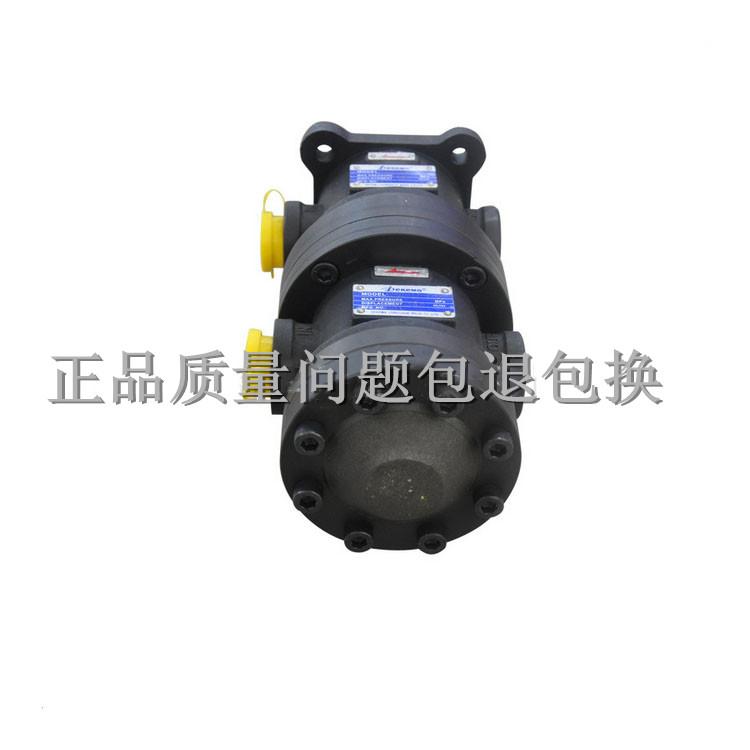 油泵 低压双联定量叶片泵50t 50t 50t-23 50t-31 50t图片