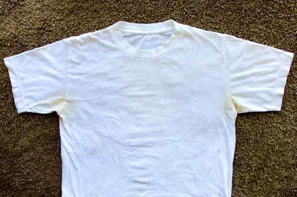 百搭的白T恤,怎么才能洗的像新买的一样