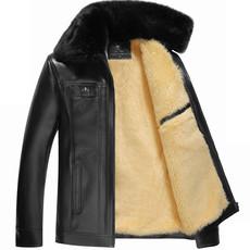Одежда из кожи Rui yan a002a003