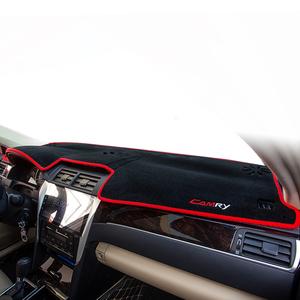丰田汽车改装防晒中控仪表台避光垫