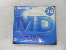 MD-плеер Panasonic MD MD 74
