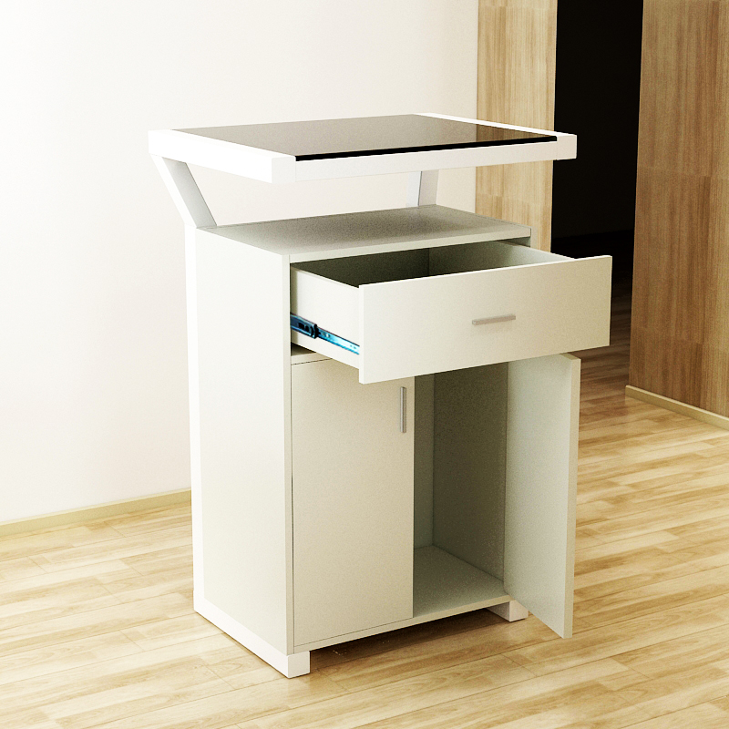 Cashier Counter Small Counter Simple Modern Beauty Clothing Shop Mini Bar  Table Reception Desk Cashier